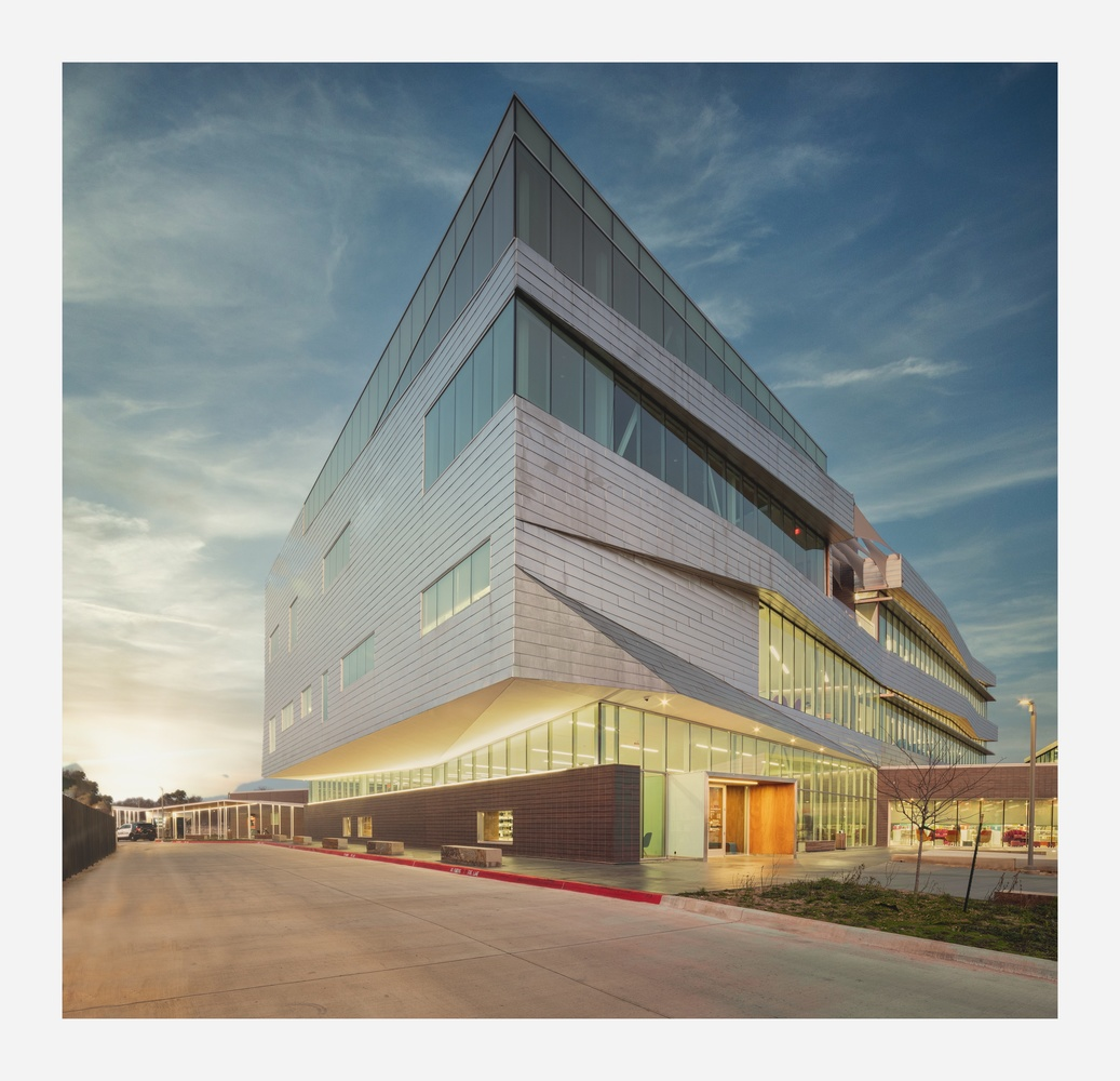 Norman Public Library Central by Christopher Scott