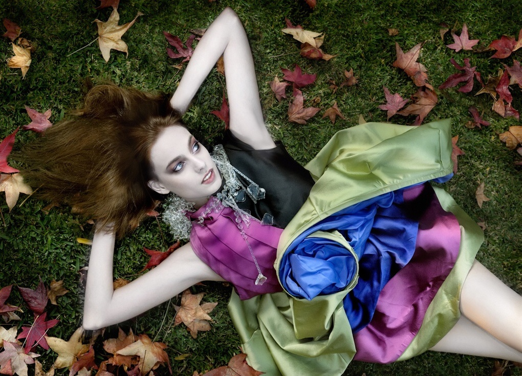 Autumn by Ramon Vaquero