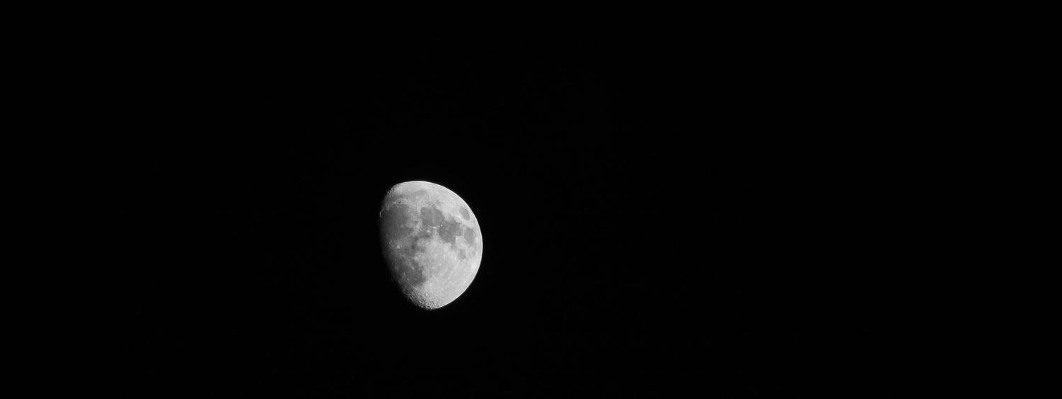 moon by Ian Barker