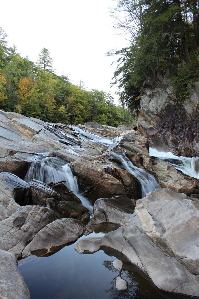 Upper Falls by Ian Barker