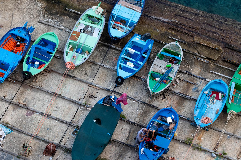 Dry Docks by Ian Barker