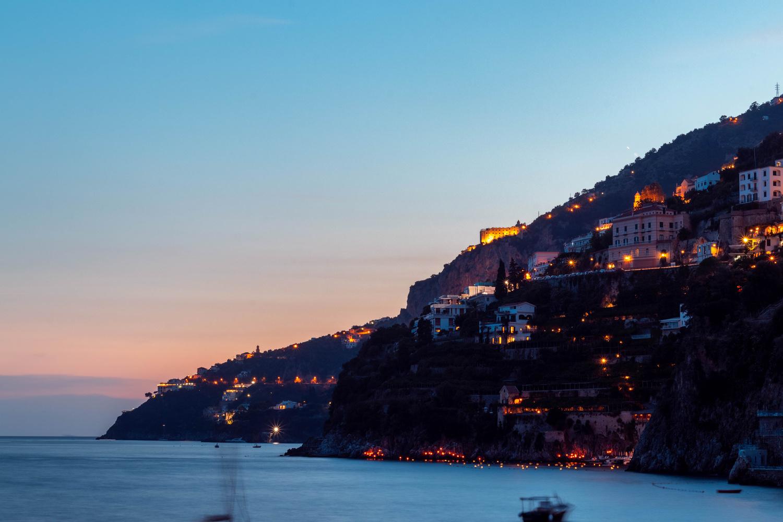 Amalfi by Ian Barker