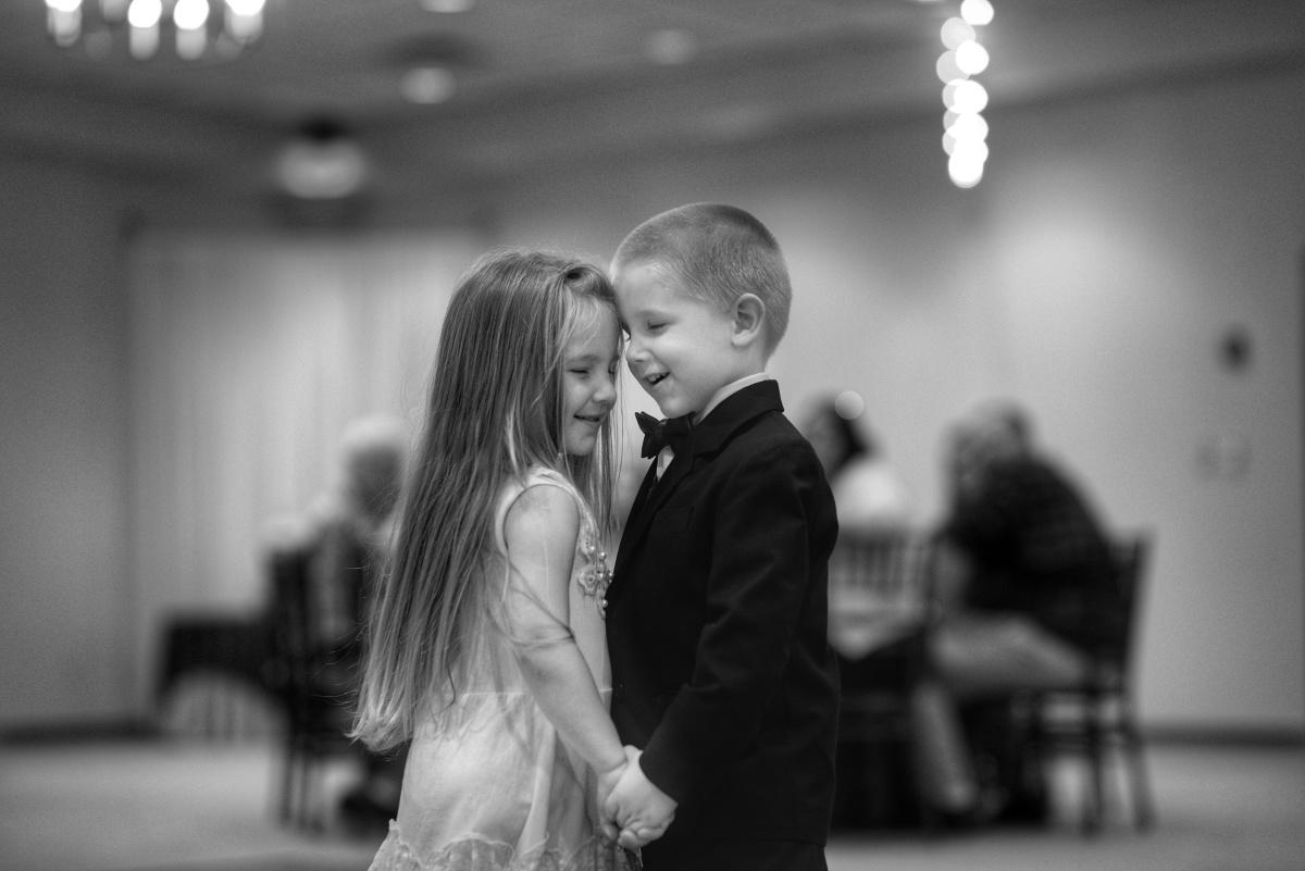 Wedding Dancing by Michael O