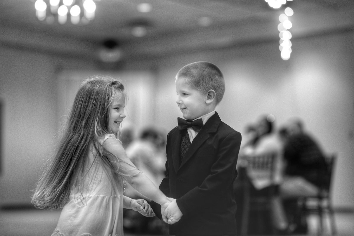 Wedding fun! by Michael O