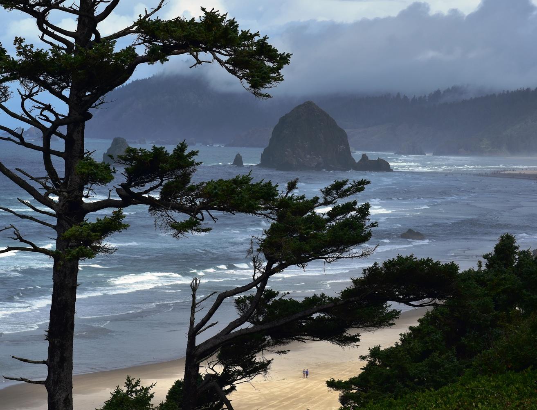 Cannon Beach, Oregon by Michael O