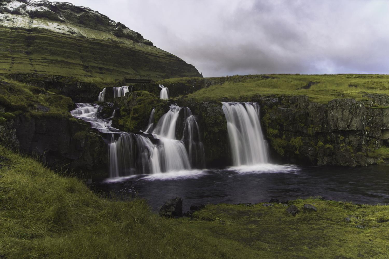Kirkjufellsfoss, Iceland by Calli Minor