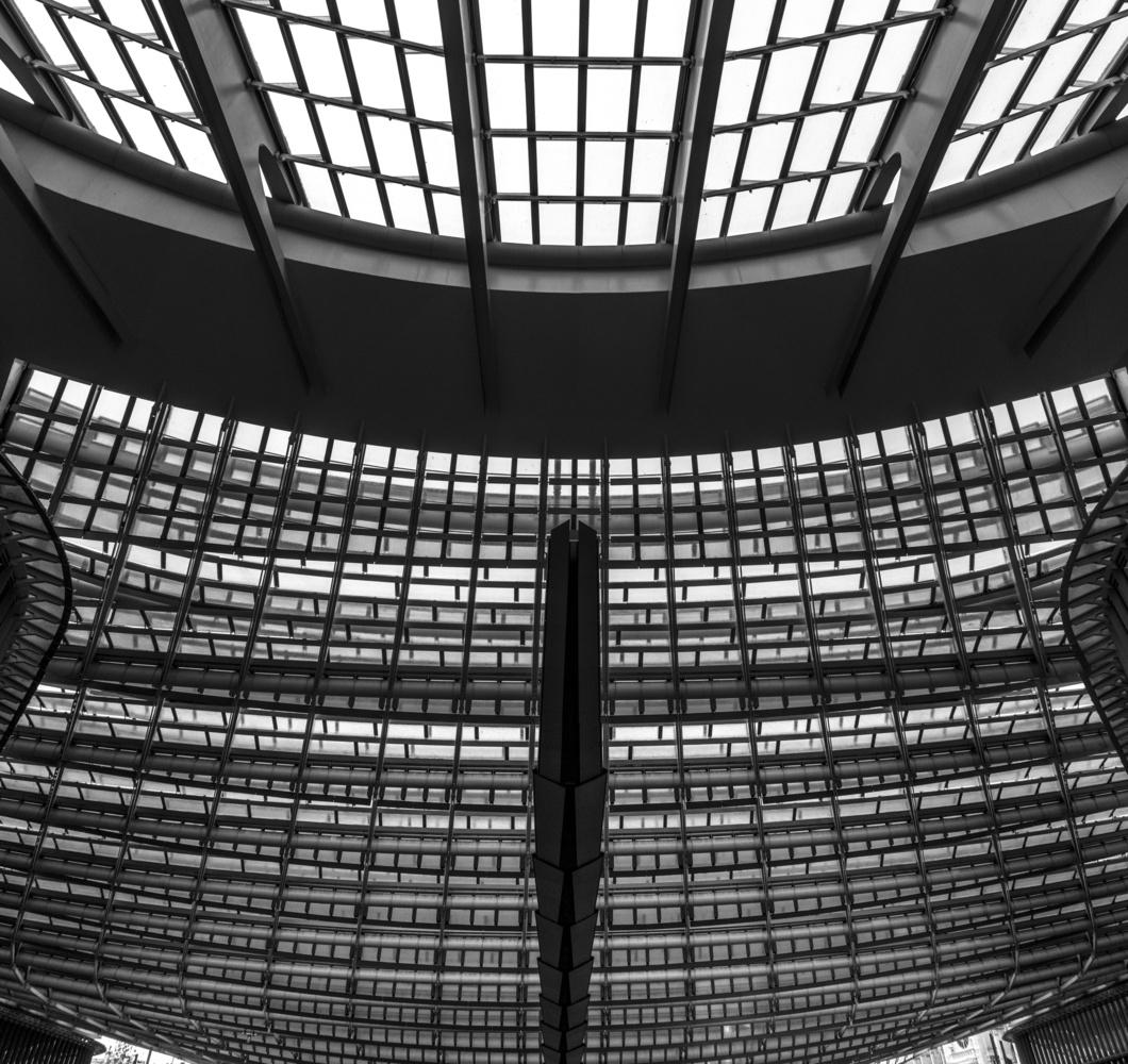 Châtelet, Forum des Halles by Avram Silberztein