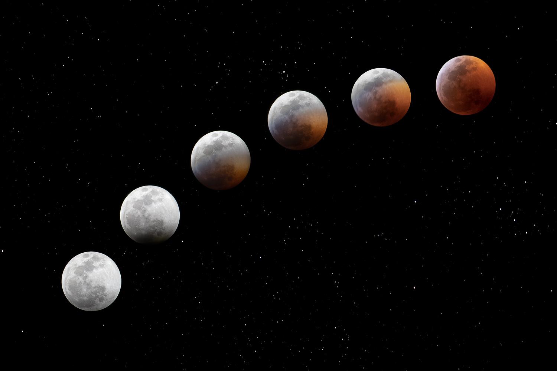 Blood Moon by Jason Marrero