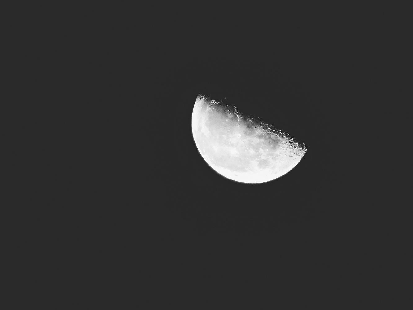 Moon by Andrej Nestorovski