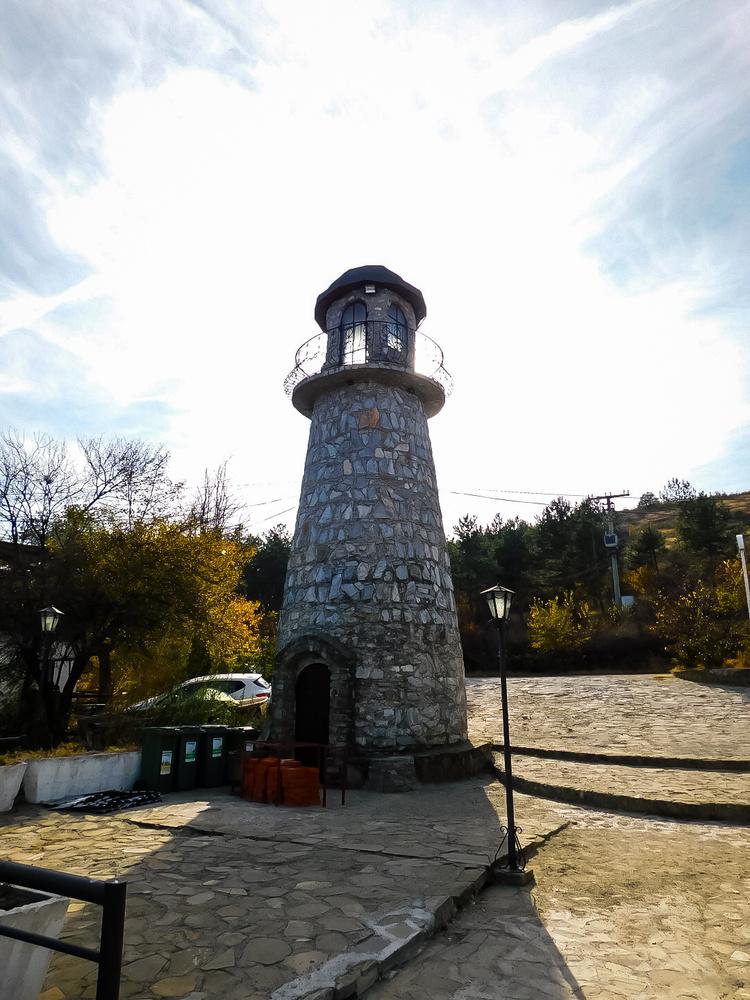 Lighthouse by Andrej Nestorovski