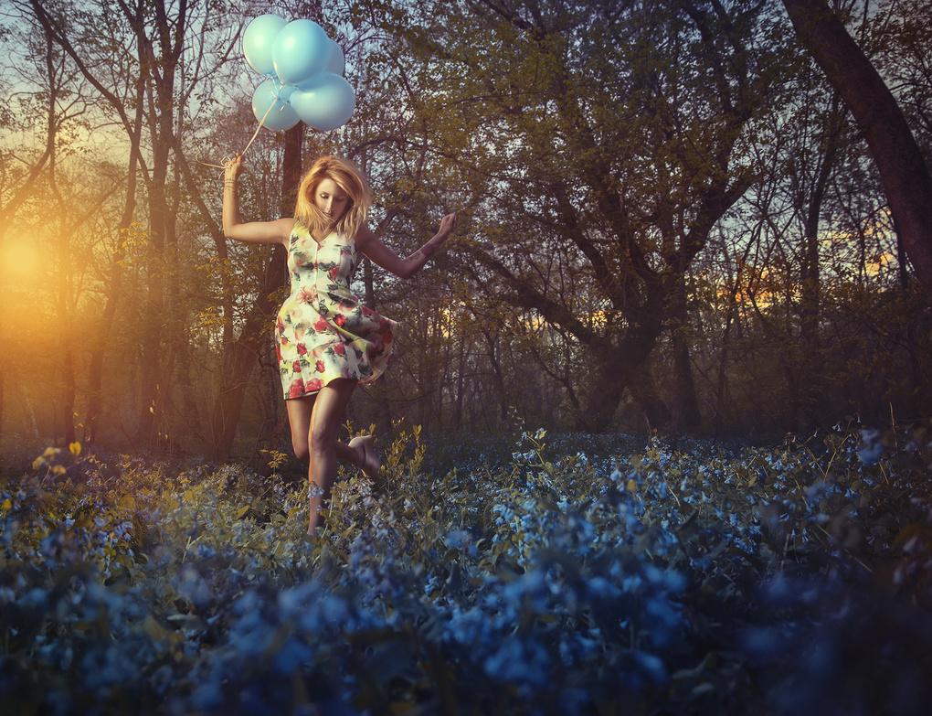 Spring by Josiah Mendoza