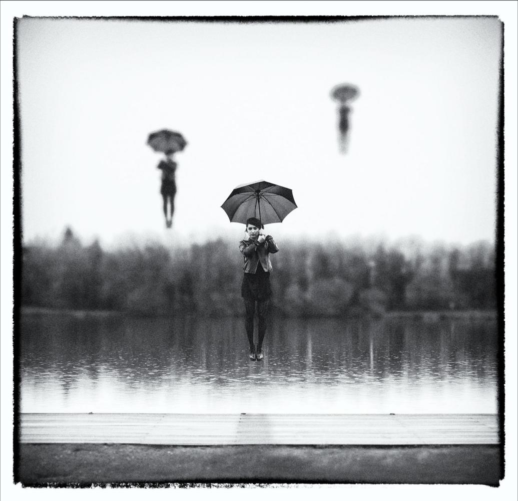 Umbrellas by stephane rouxel
