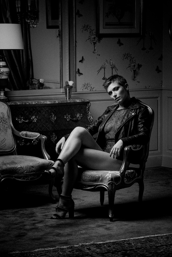 The temptation by stephane rouxel