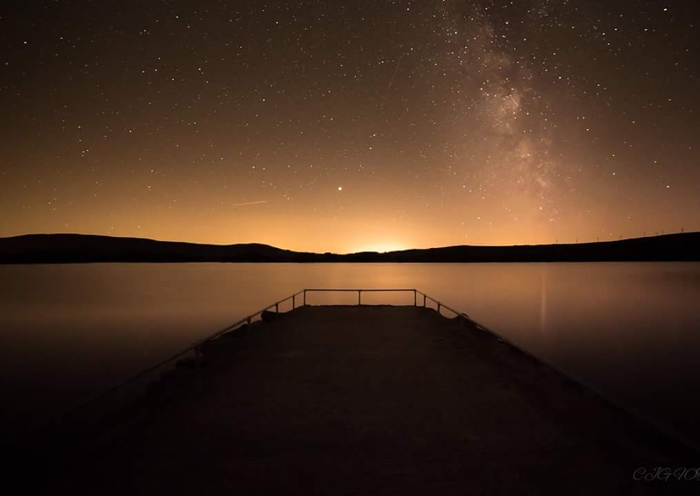 Nightscape by COLIN GRAHAM