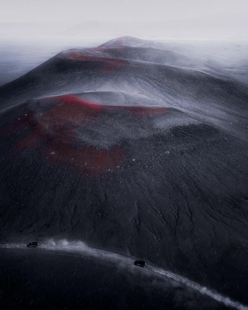 Street racing on the moon by Fredrik Strømme