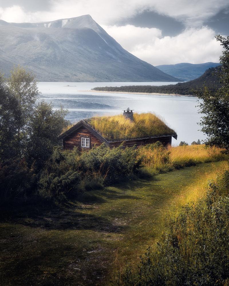 Postcard from Norway by Fredrik Strømme