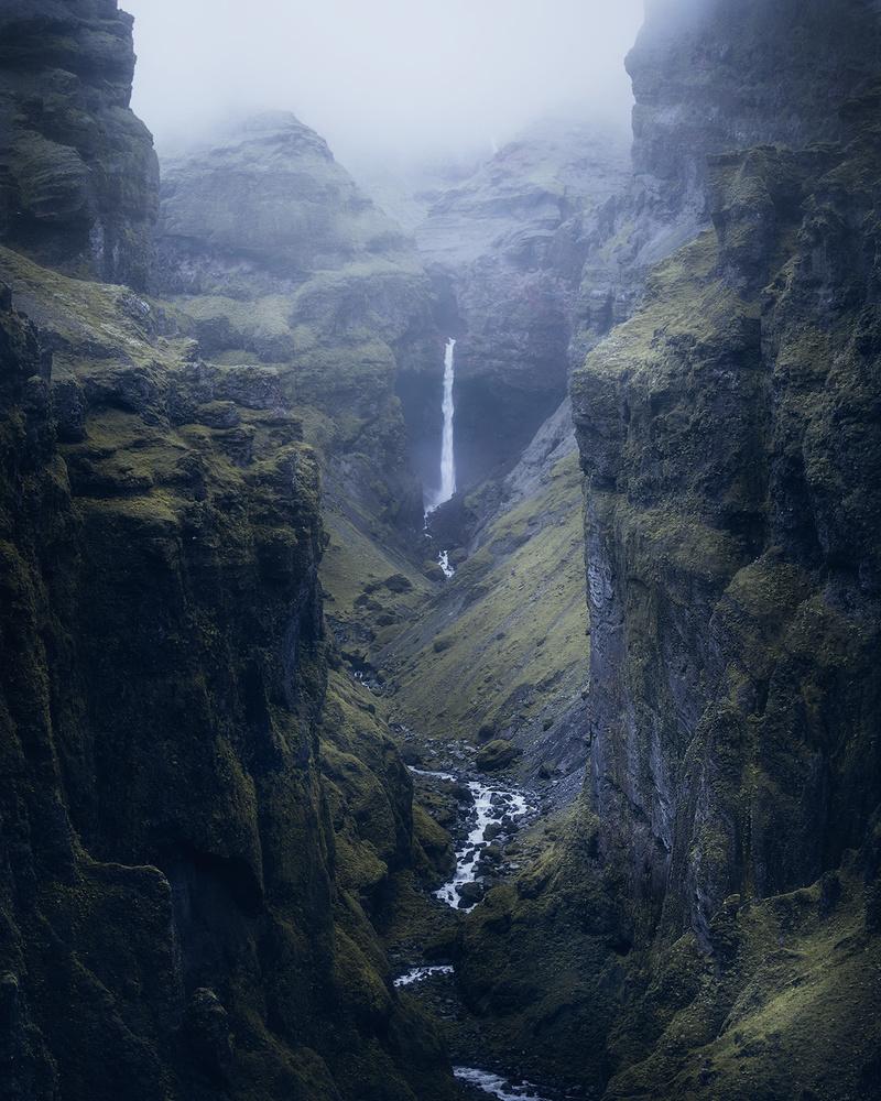 Land of the trolls by Fredrik Strømme