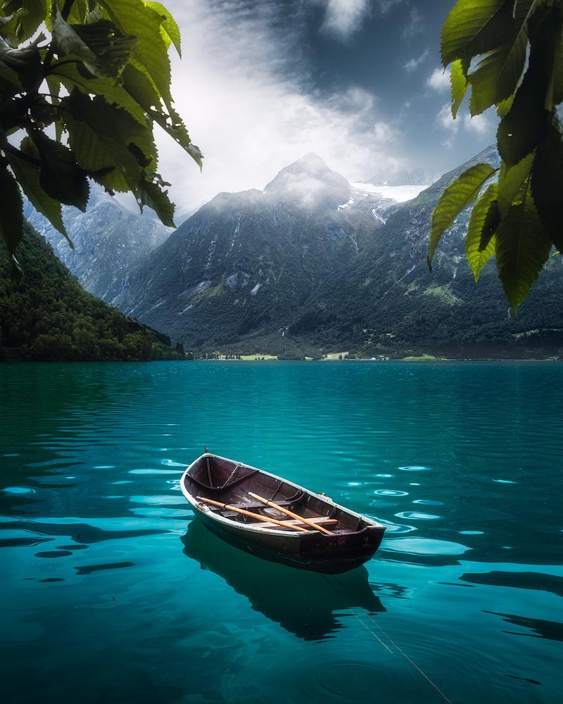 Tranquility in Norway by Fredrik Strømme