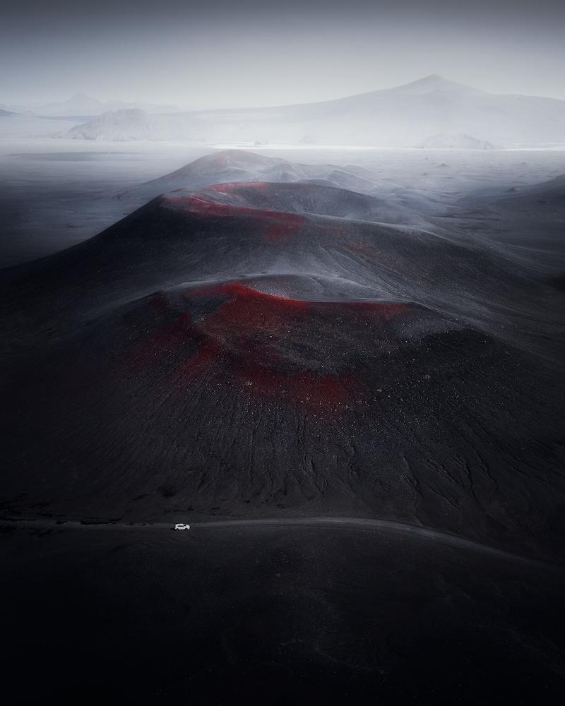 Road trip through Mordor by Fredrik Strømme