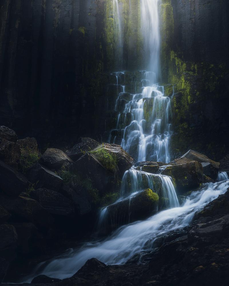 Mystic falls by Fredrik Strømme
