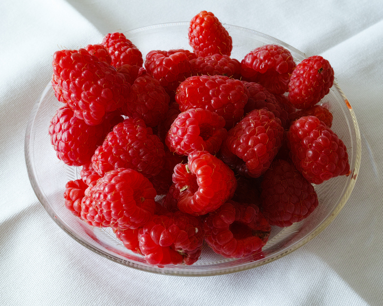 Raspberries by Milan Andrejevic