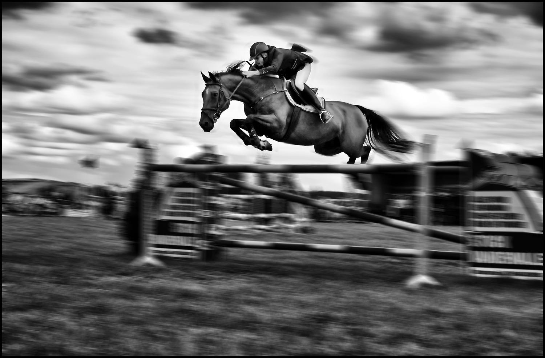 Almost flying by Etienne Chalmet