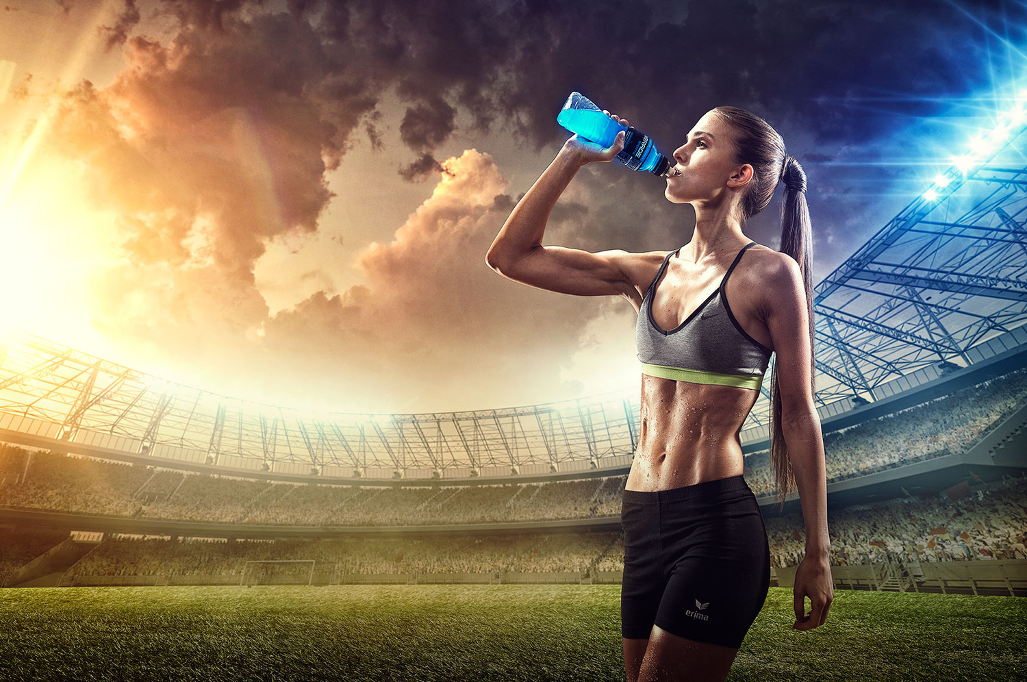 Sports Composite by Diego Angarita