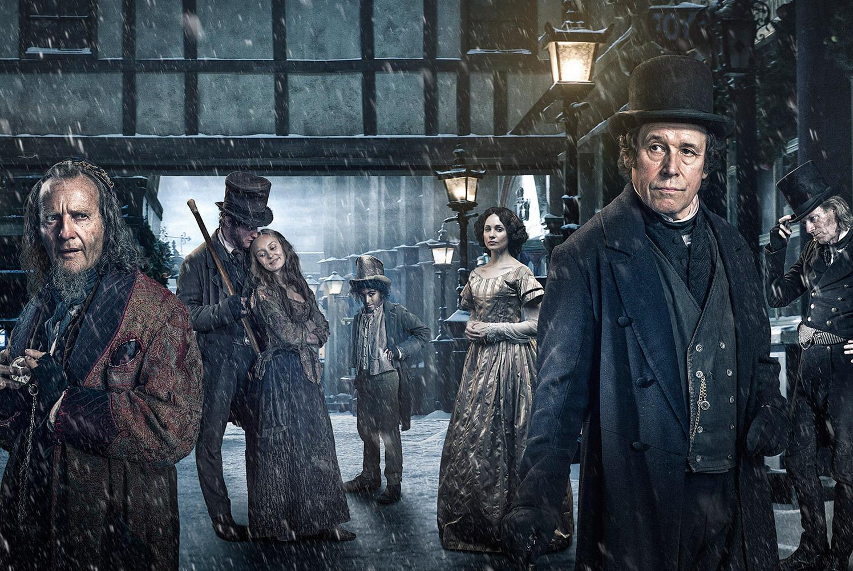 Dickensian -BBC Worldwide by Diego Angarita