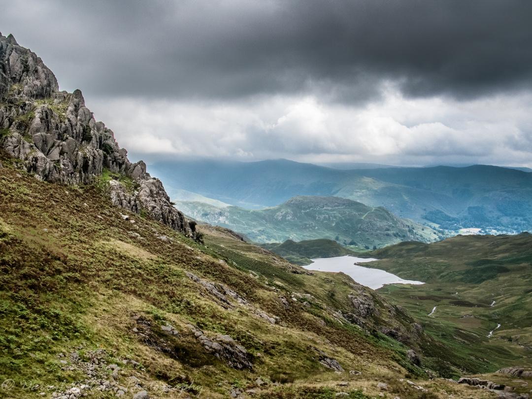 Lake District Tarn by Darryl Villaret