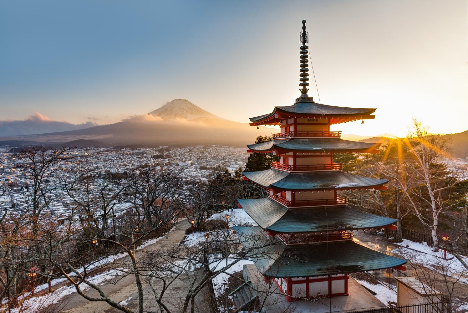 Fuji-san by Edgar Moskopp