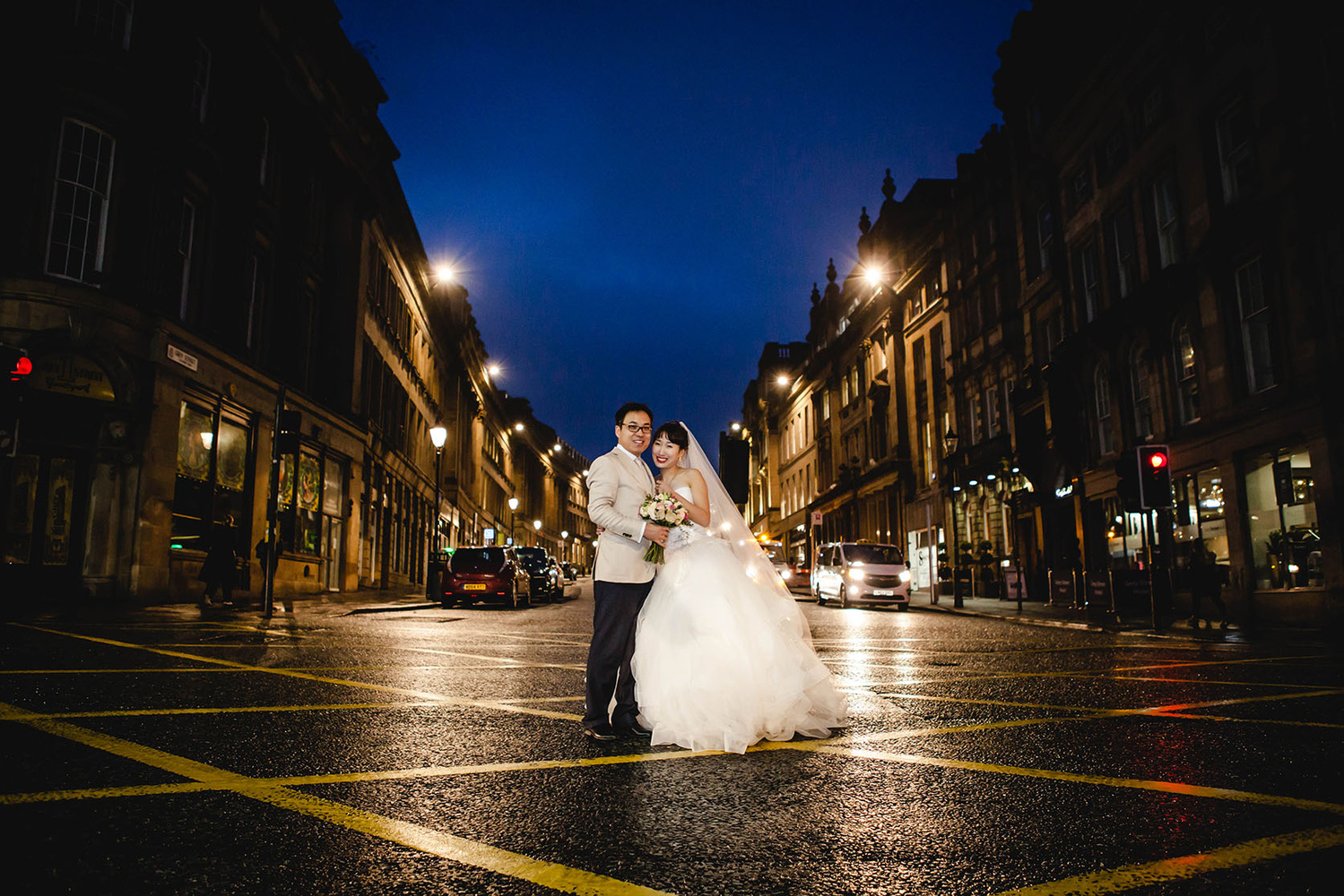 Newcastle upon Tyne wedding phgotography by Erika Tanith