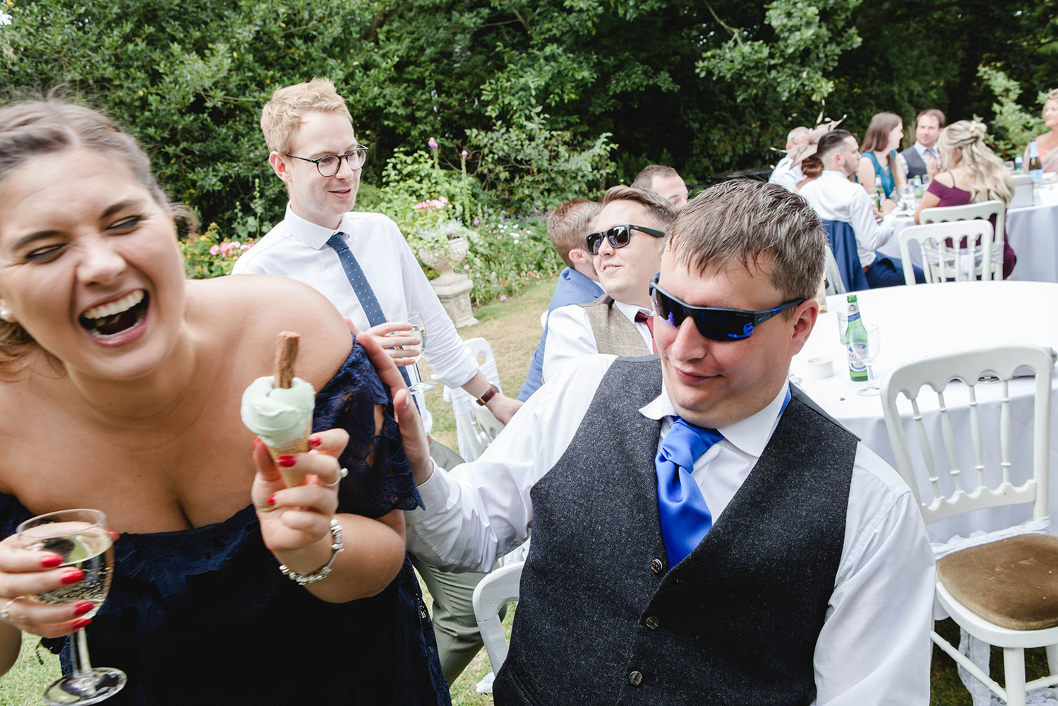 County Durham wedding by Erika Tanith