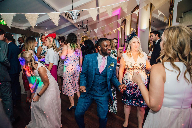 Dance floor by Erika Tanith