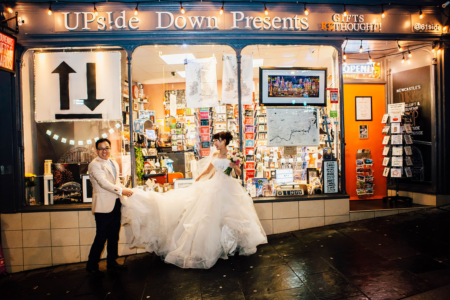 Newcastle wedding phgotography by Erika Tanith