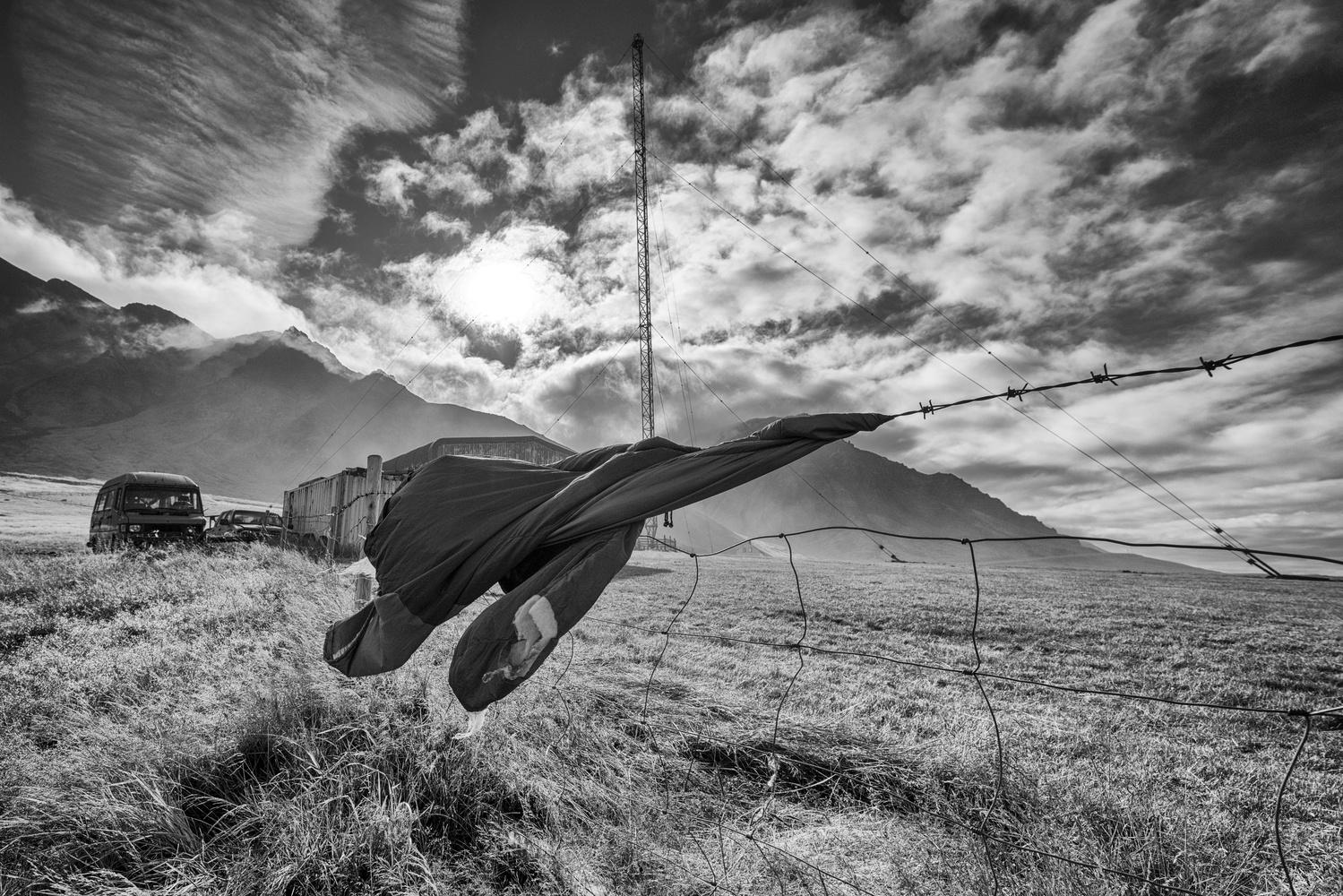 Wind by Achim Hofbauer