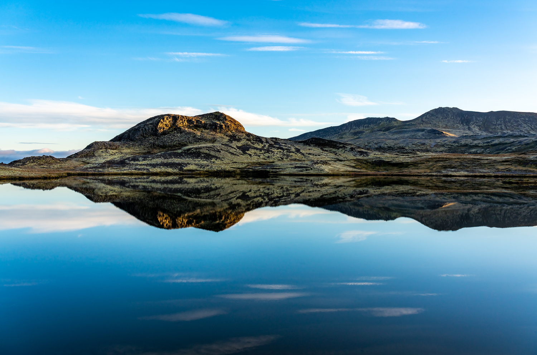 Mirrorlake by Achim Hofbauer