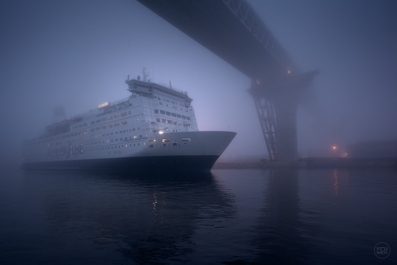 Way throught the fog by Nik & Alexandra
