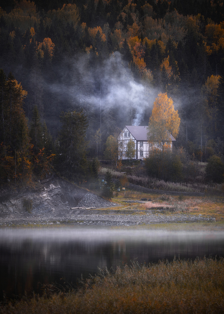 Late October in Karelia by Nik & Alexandra
