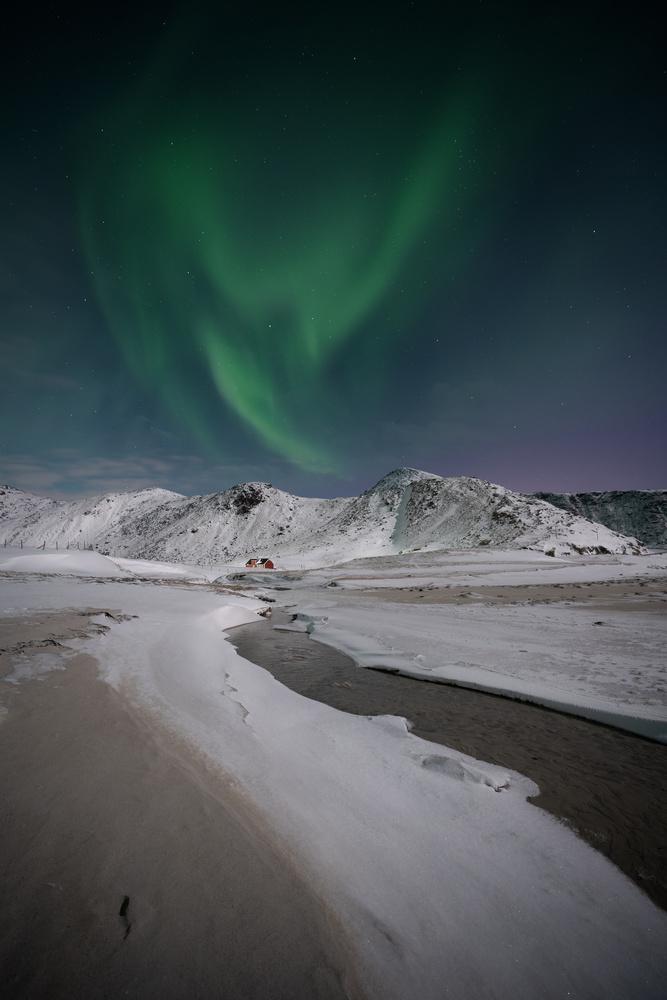Northern Lights by Anna Kafka