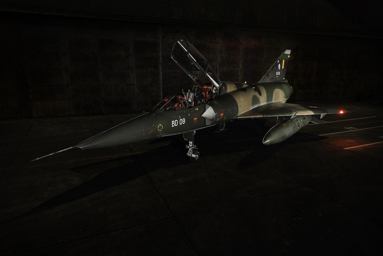 Mirage 5 by Jeroen van Veenendaal