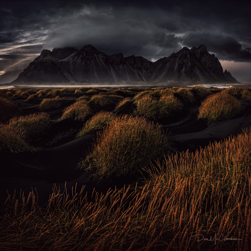Obsidian Dream by Dan McClanahan