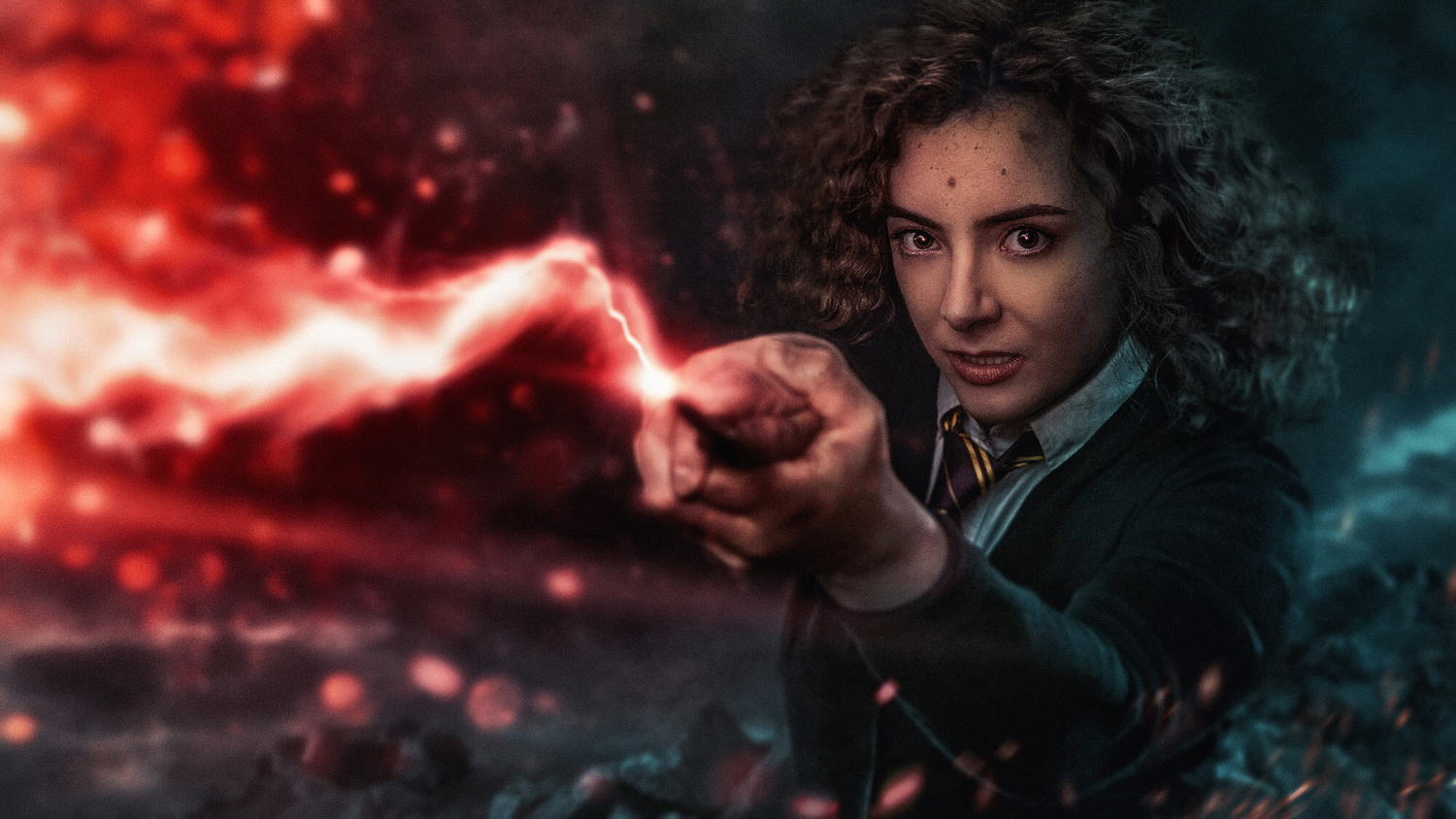 Harry Potter: Hermione Granger Cosplay by Dan McClanahan