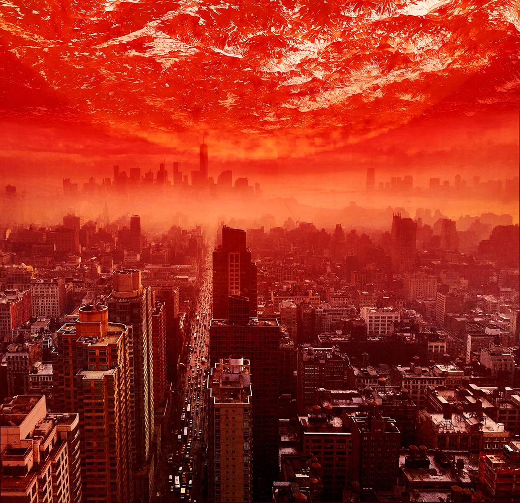 Fire and fury by Nizar Hezhaz