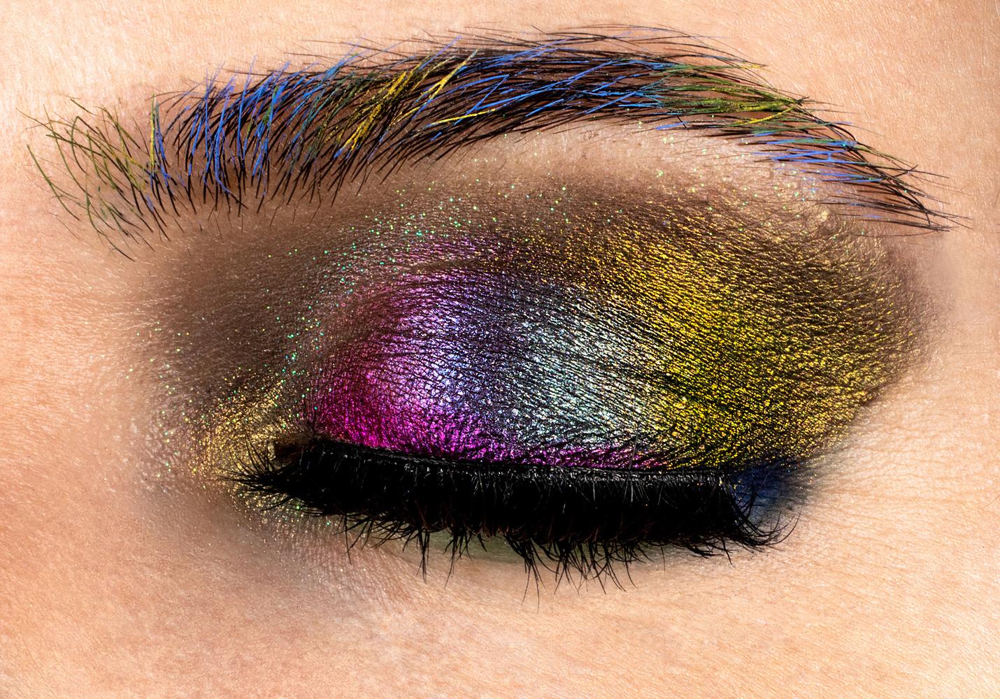 Makeup closeup by Nizar Hezhaz