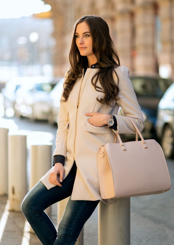 Claudia street fashion by Rafael Orczy