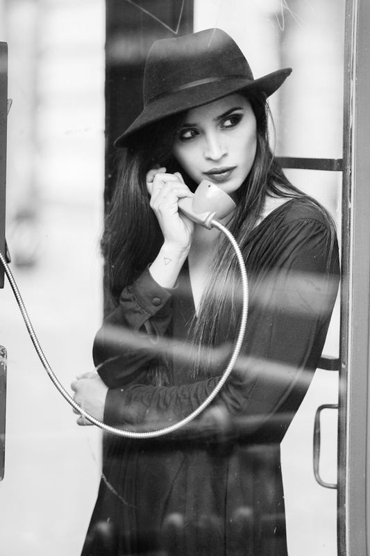 Call me... by Rafael Orczy