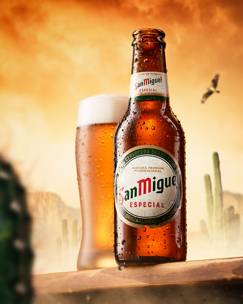 Cerveza by Miha Me