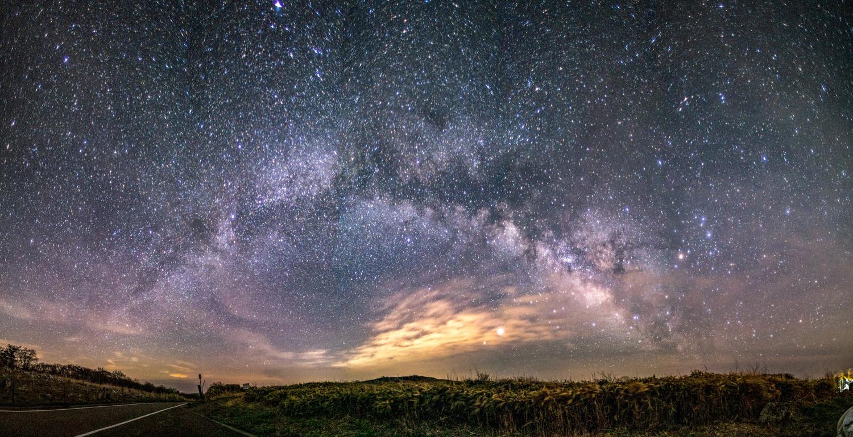 Galaxy 01 by Masahiro Shimada