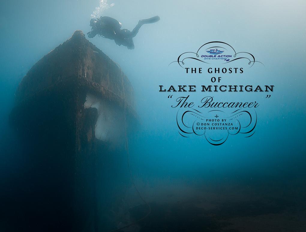 Lake Michigan 3 by don costanza