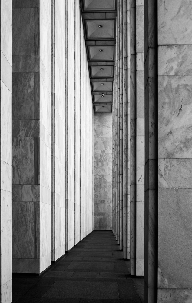 Columns and Stone by Dave Haynie